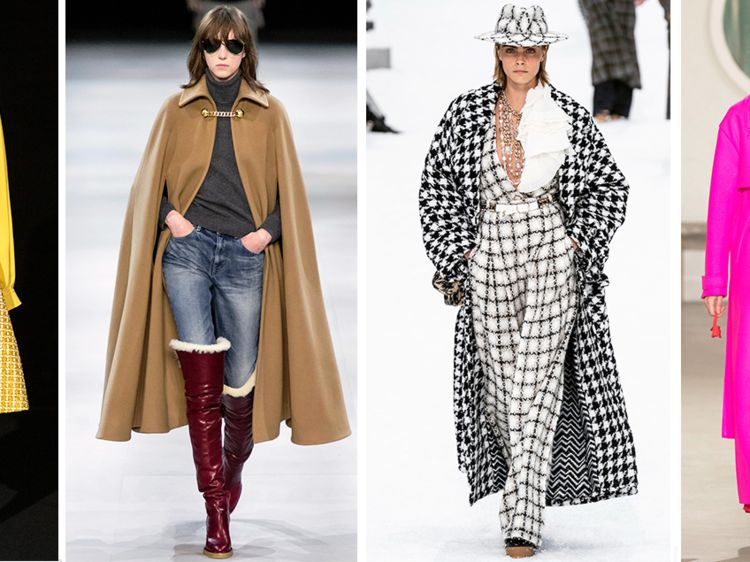 Winter Fashion Trends 2020.The Fall Winter Fashion Trends 2019 2020 Fashion Diiary