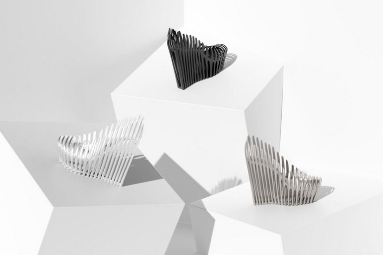 Ica Kostika Exobiology 3D printed spine shoes