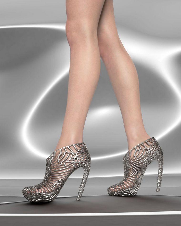 Ica Kostika coral shoe