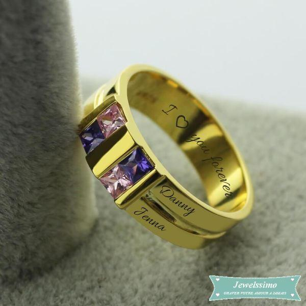 "ring personalized first name-ring-trend-ideas ""width ="" 600 ""height ="" 600 ""srcset ="" https://designmag.fr/wp-content/uploads/2018/08/bague-personal-personalized-annuation-rings -idees.jpg 600w, https://designmag.fr/wp-content/uploads/2018/08/bague-custom-management-spring-side-150x150.jpg 150w ""sizes ="" (max-width: 600px ) 100vw, 600px"