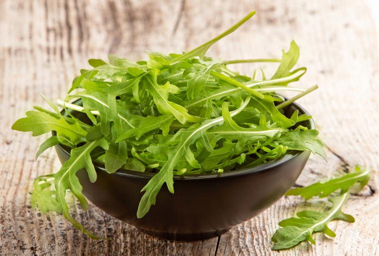 benefits salad green arugula