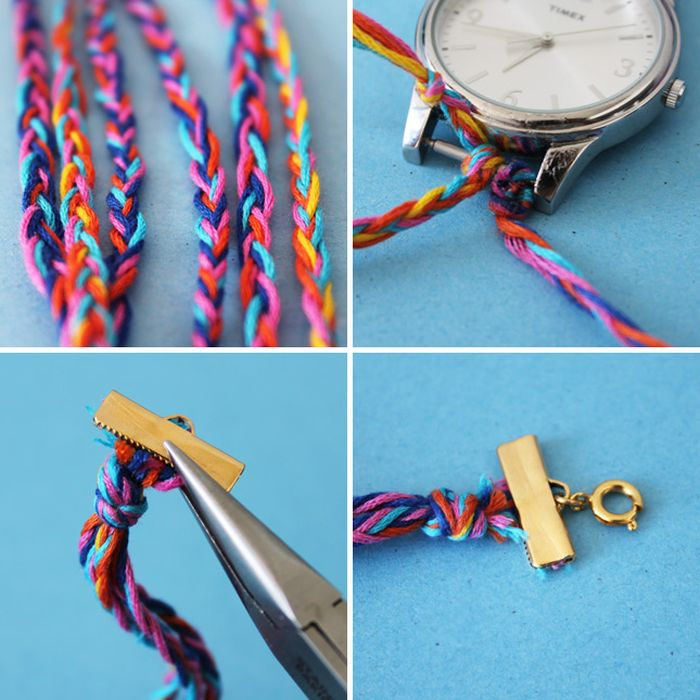 homemade bracelet shows to create your own manual activities