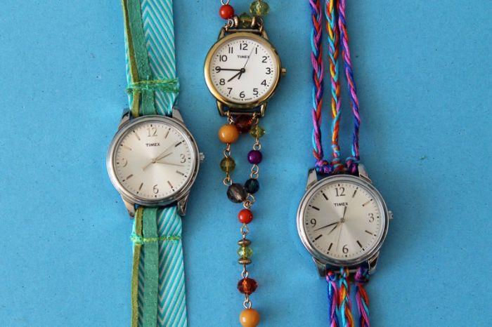 bracelet home watch diy accessories to do