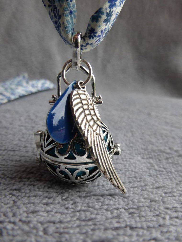 necklace-bola-pregnancy fathead agrentee-pendant