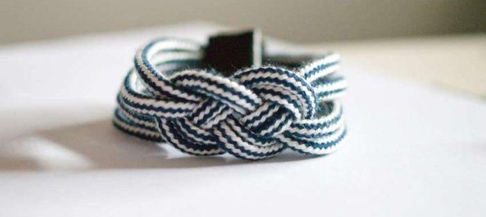 model diy bracelet rope accessories style seaside easy tutorial