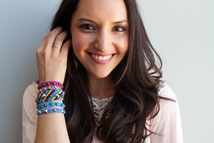 diy bracelet modern accessory trend to manufacture oneself