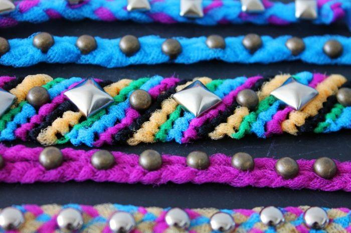 diy bracelet beads metal model tutorial diy to do