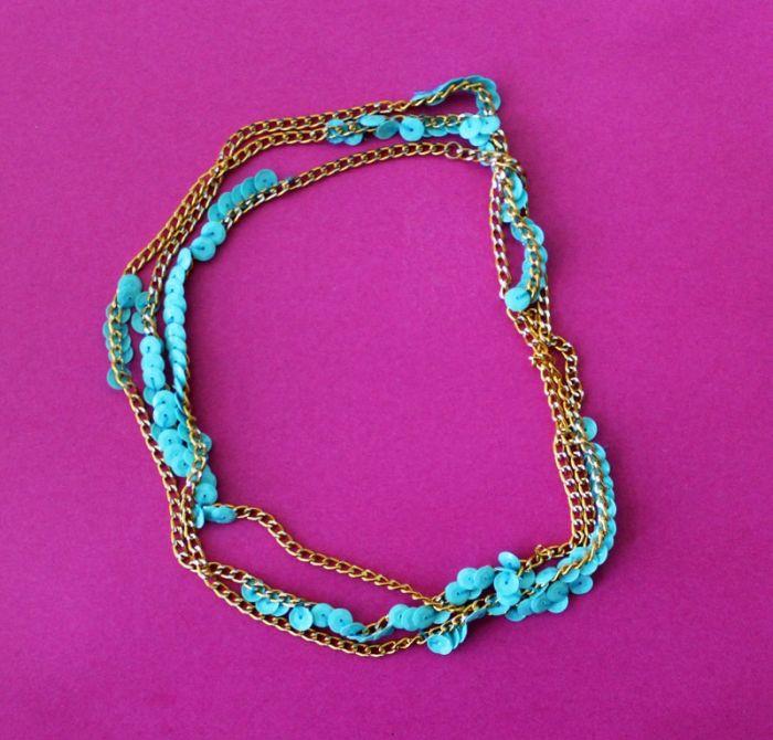 diy bracelet modern style boho beads golden oak