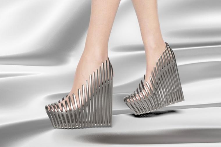 exobiology collection shoe heel spine ica kostika