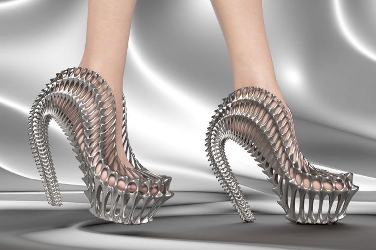 exobiology shoe collection heel hippocampus ica kostika