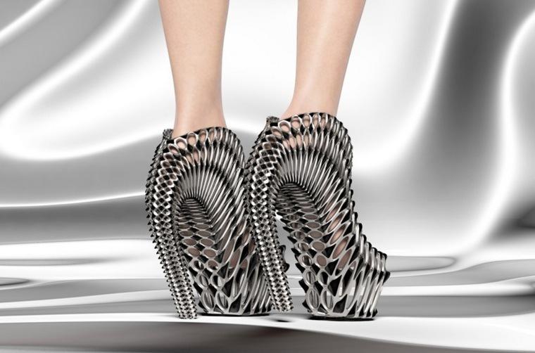 exobiology collection heel hippocampus shoe