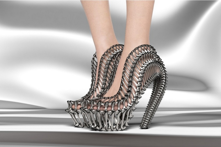 exobiology shoe collection heel ica kostika seahorse
