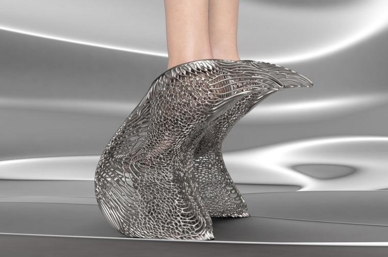exobiology shoe collection heels ica kostika ramification mycelium