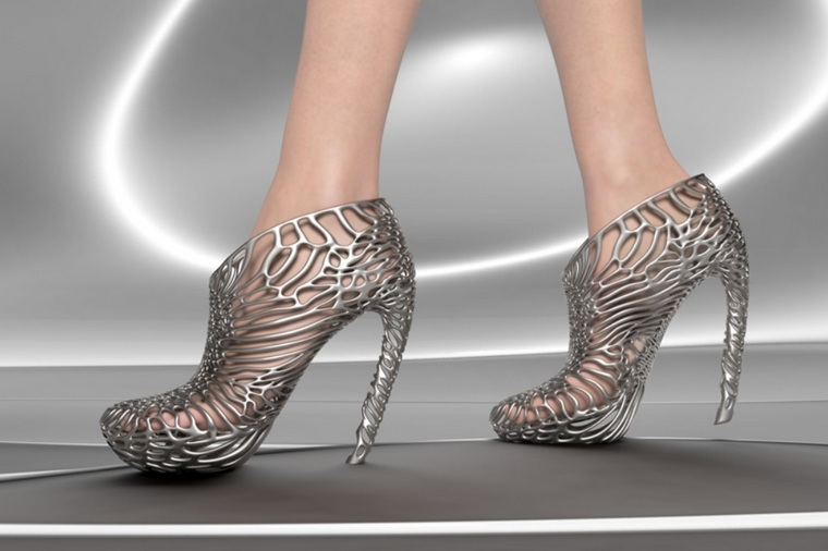 exobiology shoe collection heels mycelium ica kostika