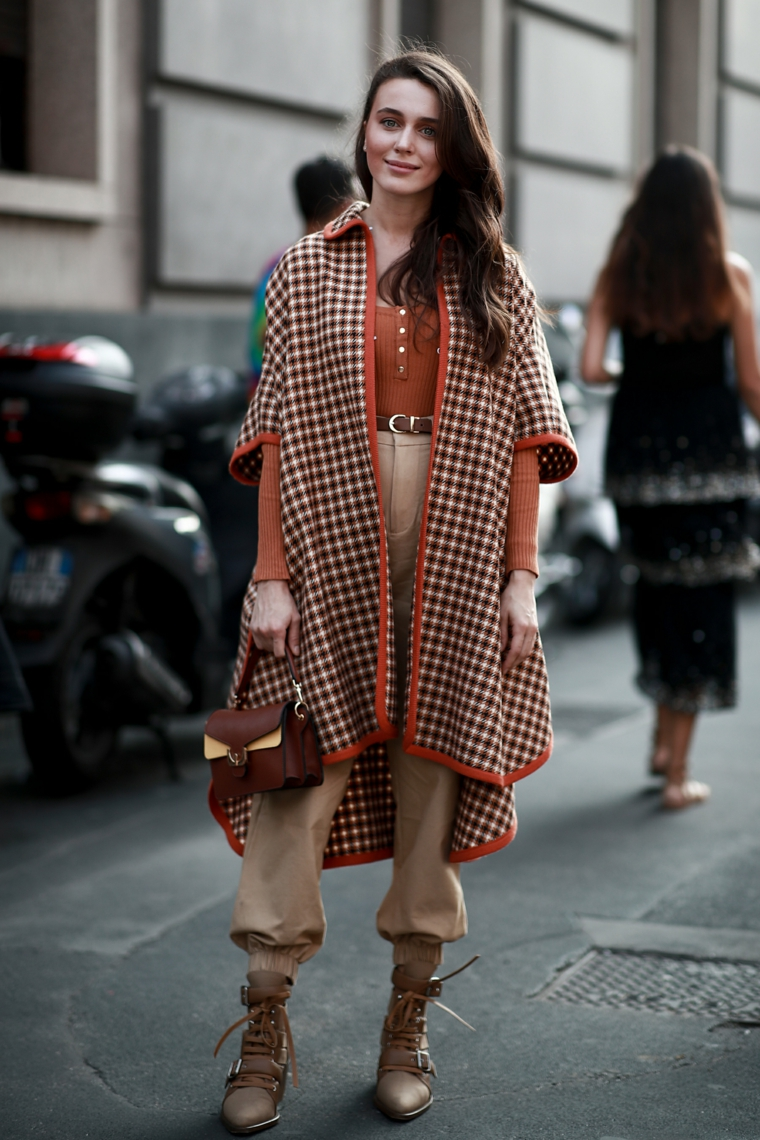 fashion spring 2019 woman look street style
