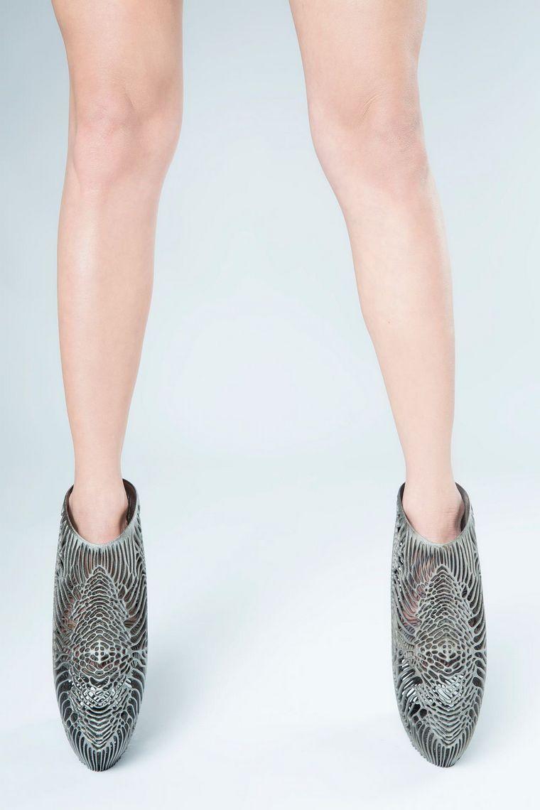 ica kostika 3d printed mycelium shoes