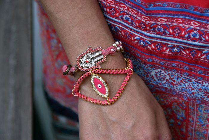 creative project activities manual adult accessories DIY bracelet