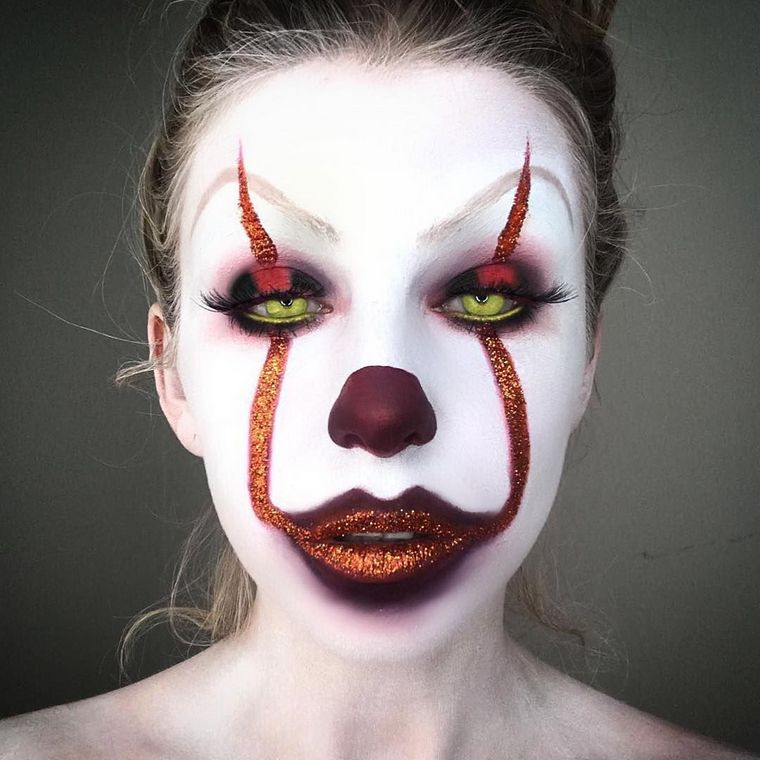 """idea-make-up-halloween-clown-who-is-scared """"width ="""" 760 """"height ="""" 760 """"srcset ="""" https://designmag.fr/wp-content/uploads/2018/09/idee-maquillage-halloween -clown-qui-fait-peur.jpg 760w, https://designmag.fr/wp-content/uploads/2018/09/idee-maquillage-halloween-clown-qui-fait-peur-150x150.jpg 150w """"sizes = """"(max-width: 760px) 100vw, 760px""""</p> <h3 style="""