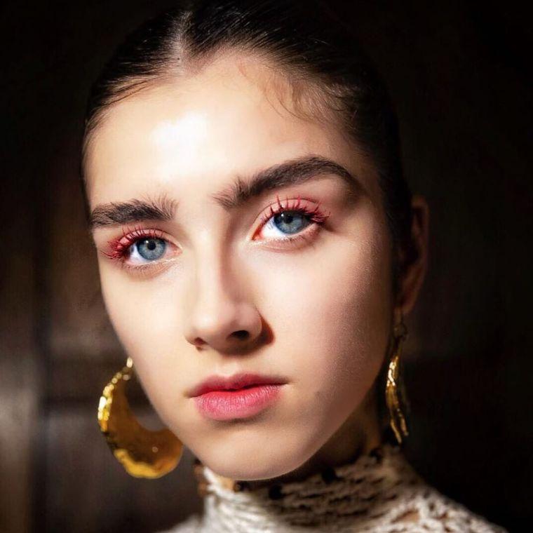 trend makeup 2019 woman
