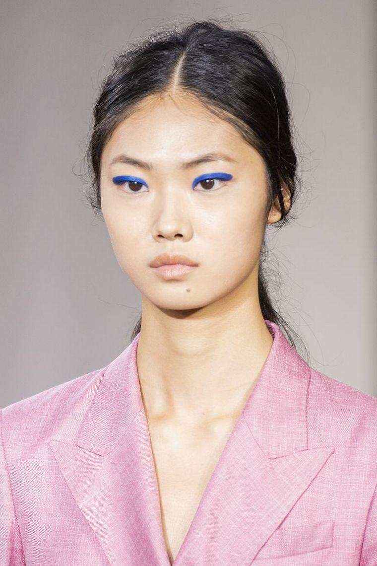makeup-trend-spring-2019-Gabriela Hearst