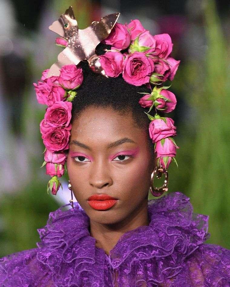 makeup-trend-spring-2019-James Kaliardos-rodarte