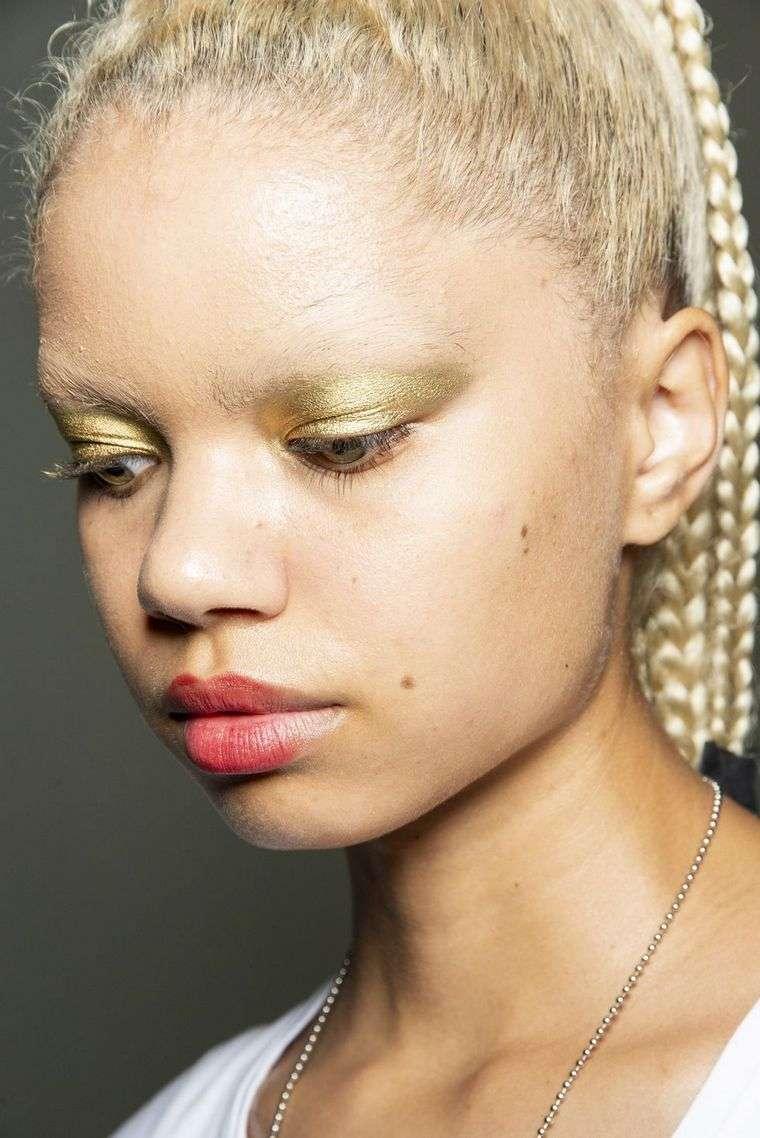makeup-trends-spring-2019-Kim-Shui
