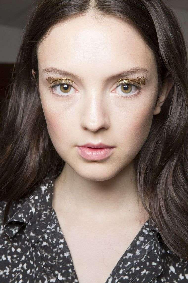 makeup-trends-spring-2019-kate-spade