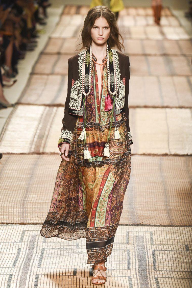 trendy bohemian fashion trends woman