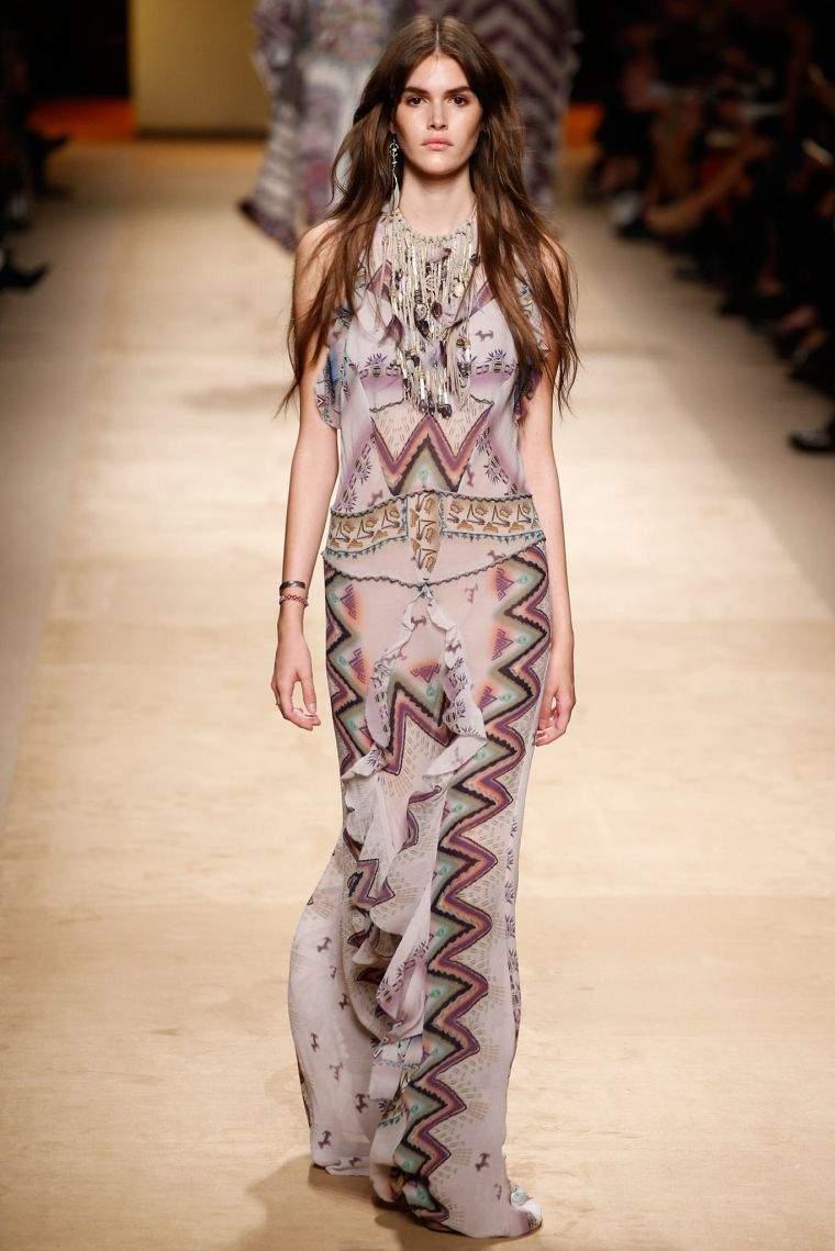 fashion boho woman outfits