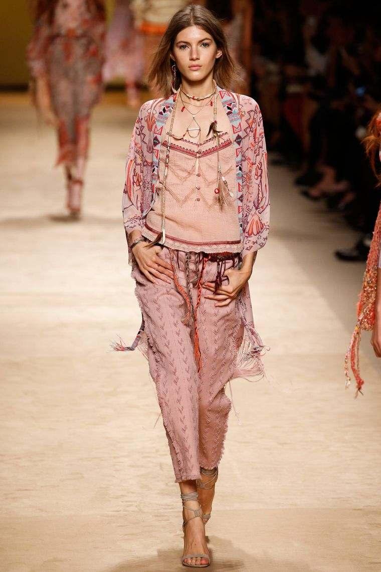 spring fashion boho style