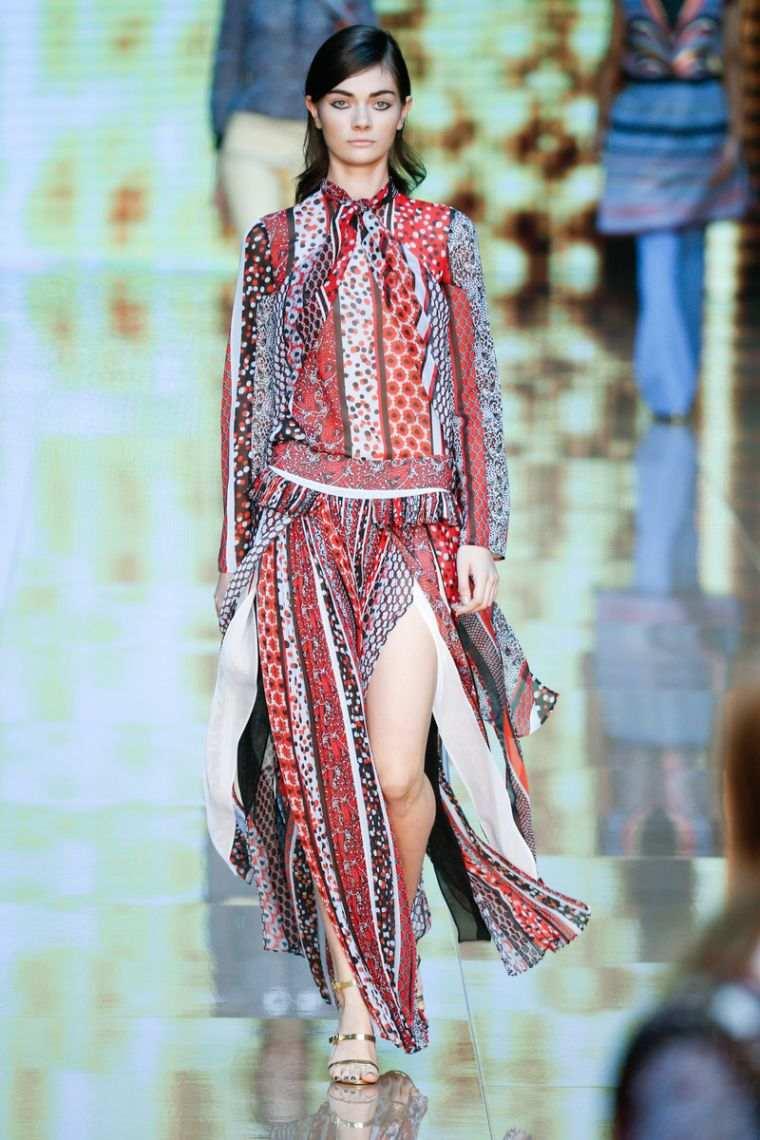 trendy hippie dress