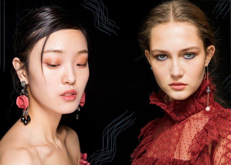 trend-makeup-2019 mode