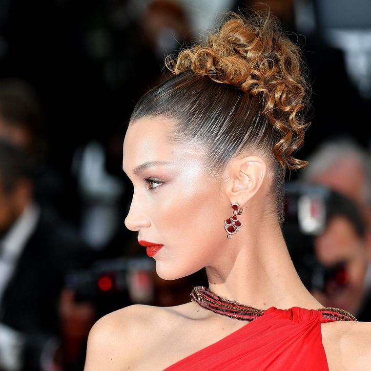 Bella Hadid Bulgari Cannes 2019