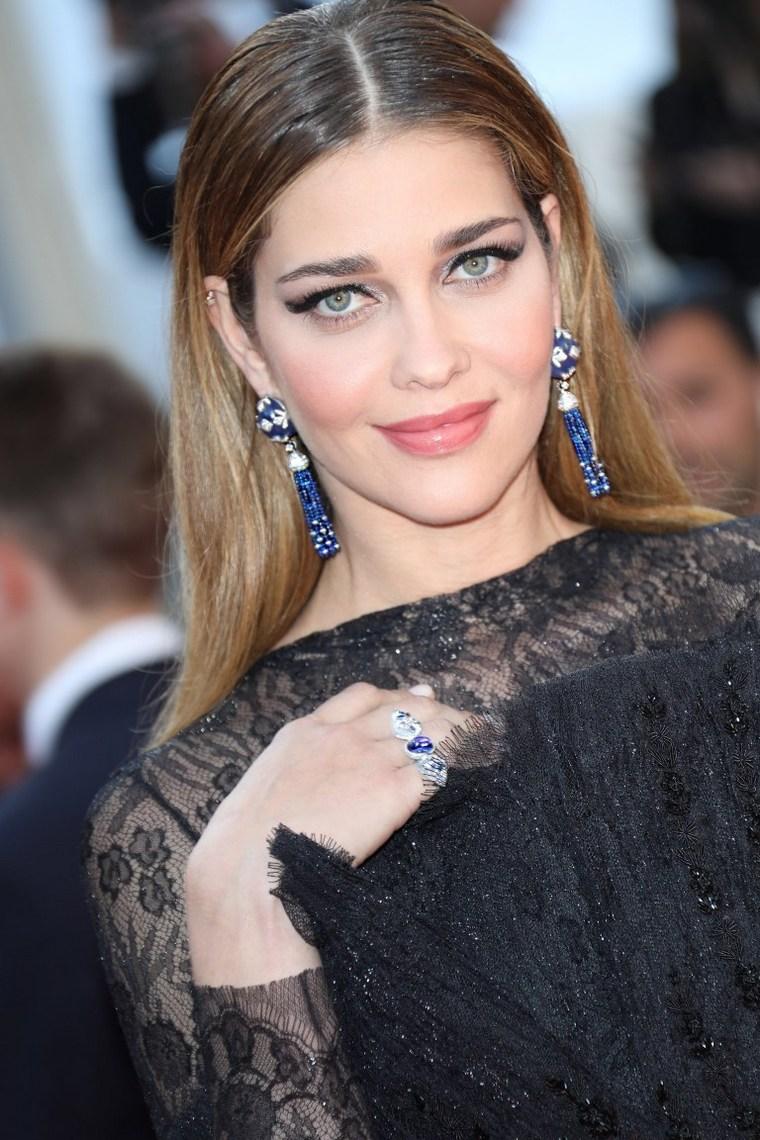 Cannes 2019 Ana Beatriz Barros jewelery Boucheron