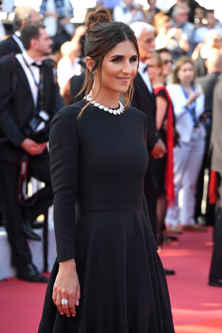 Cannes 2019 Geraldine Nakache Boucheron