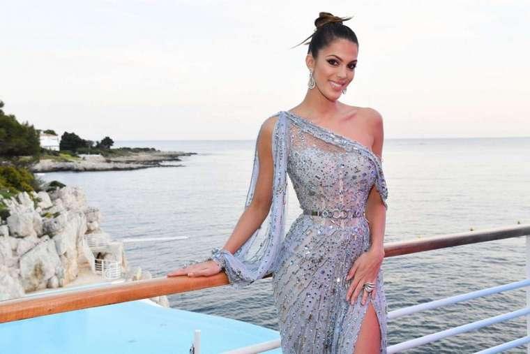 Cannes 2019 Iris Mittenaere de Grisogono Gala dinner