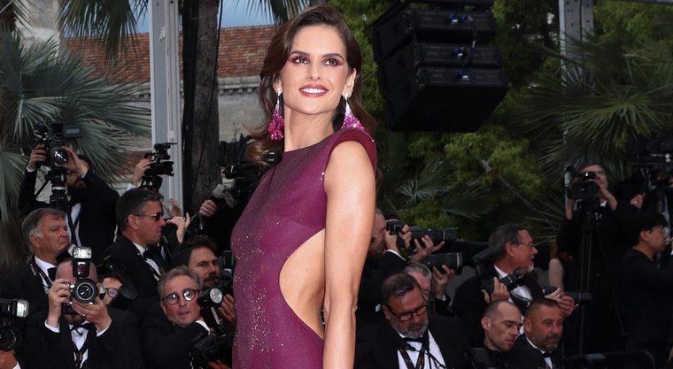 Cannes 2019 Izabel Goulart splendor Chopard