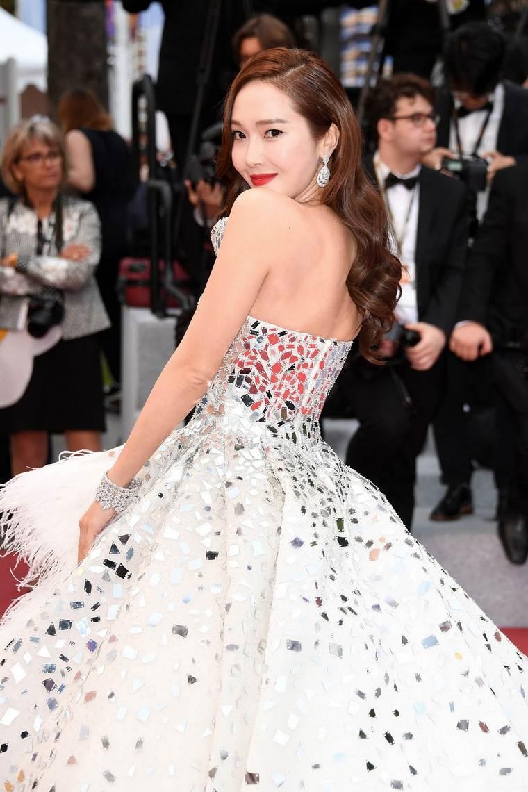 Cannes 2019 Jessica Jung Chopard