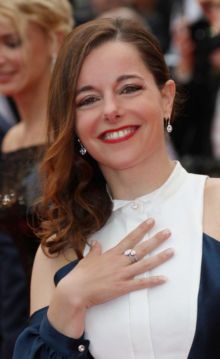 Cannes 2019 Laure Calamy Boucheron