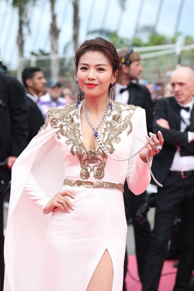 Cannes 2019 Liu Tao Chopard