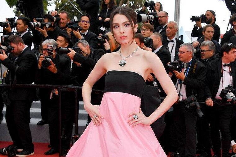 Cannes 2019 Maya Henry Bulgari