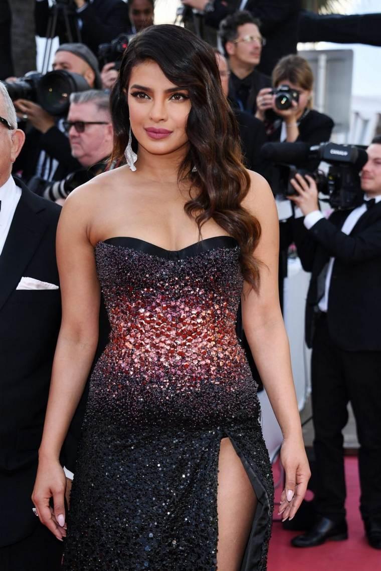 Cannes 2019 Priyanka Chopra Jonas Chopard