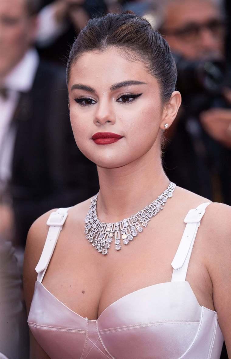 Cannes 2019 Selena Gomez Bulgari