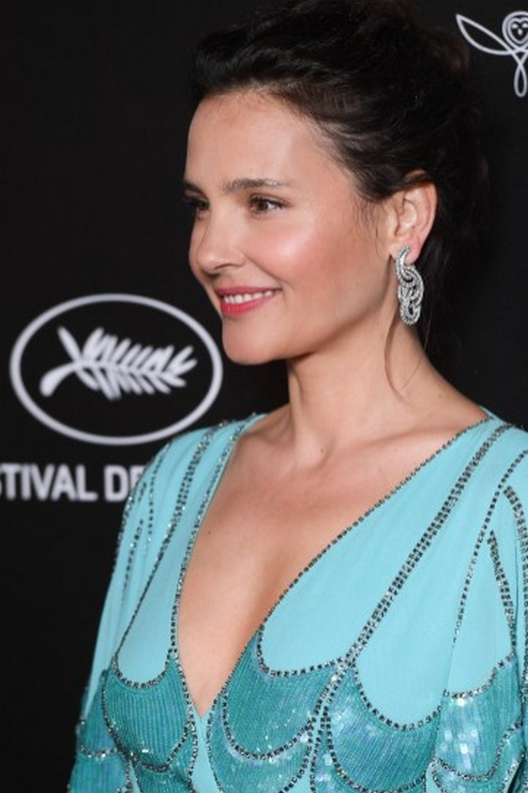 Cannes 2019 Virginie Ledoyen Boucheron