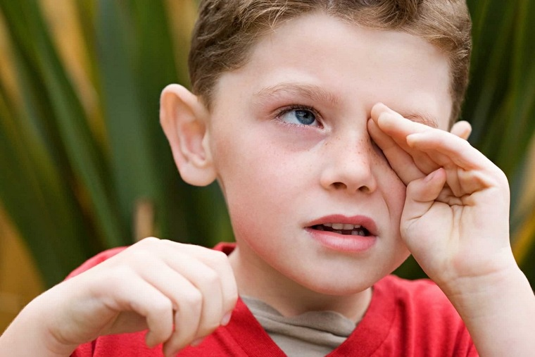 allergies in children-allergic rhinitis
