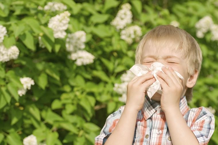 allergies and intolerances in children-symptoms