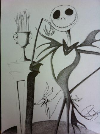 christmas drawings to pencil world jack