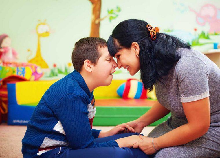 happy child help love adult confidence