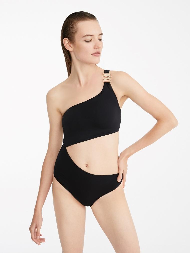maillot de bain asymétrique