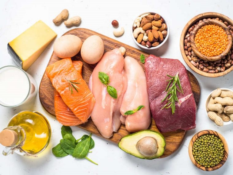 proteins against abdominal fat